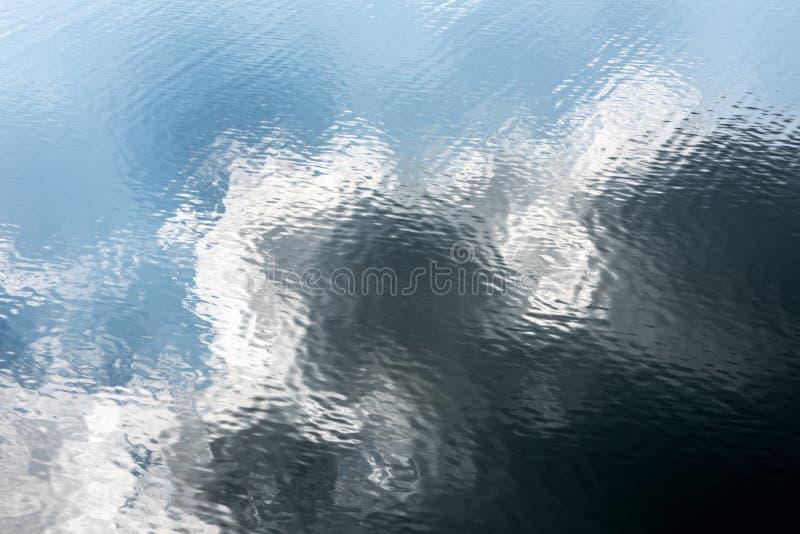 Κύματα καθαρού νερού στοκ εικόνες