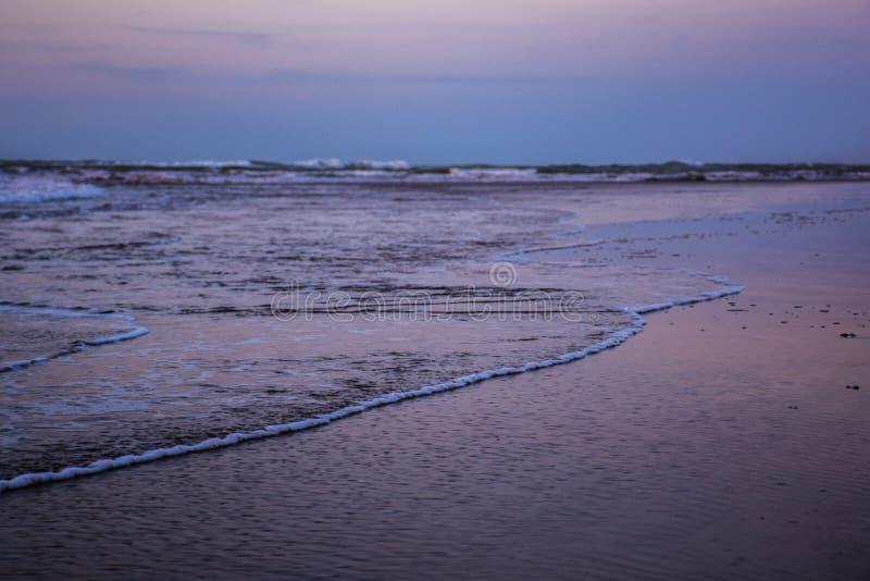 Κύματα σχεδιαγράμματος στοκ εικόνα