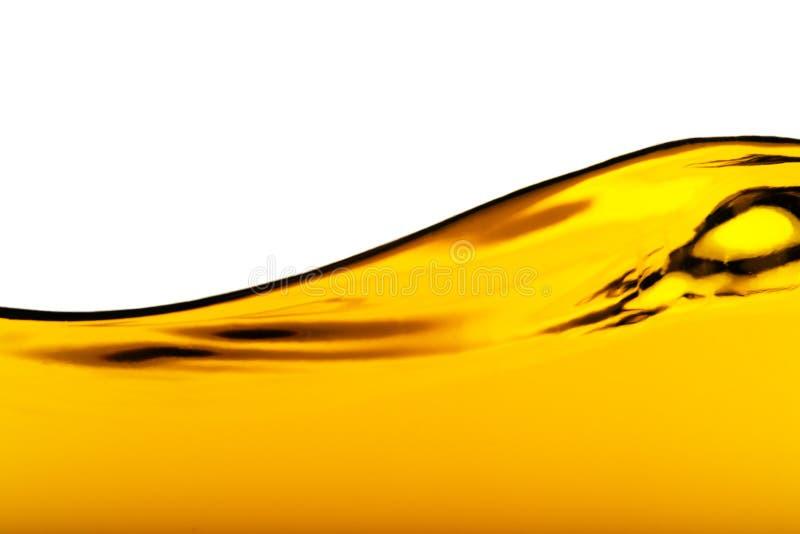 Κύμα πετρελαίου ελεύθερη απεικόνιση δικαιώματος
