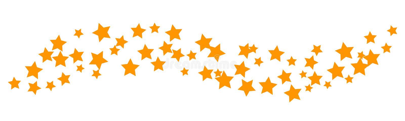 Κύμα υποβάθρου των αστεριών - διάνυσμα ελεύθερη απεικόνιση δικαιώματος