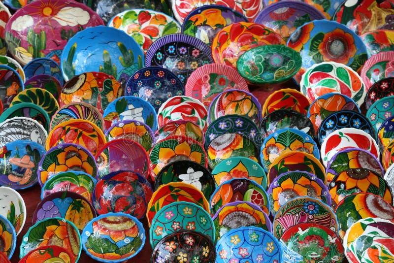 κύπελλα μεξικανός στοκ φωτογραφία με δικαίωμα ελεύθερης χρήσης