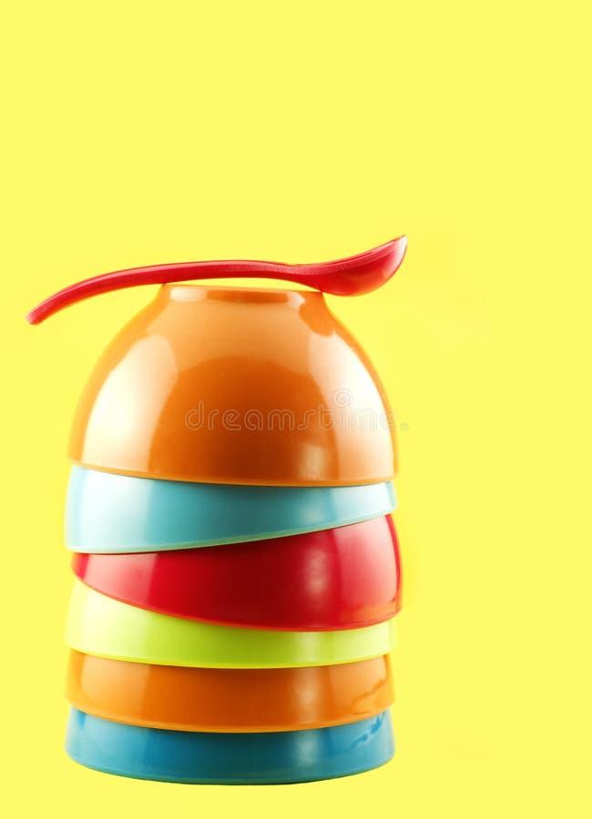 κύπελλων πλαστικό που σ&upsi στοκ φωτογραφίες