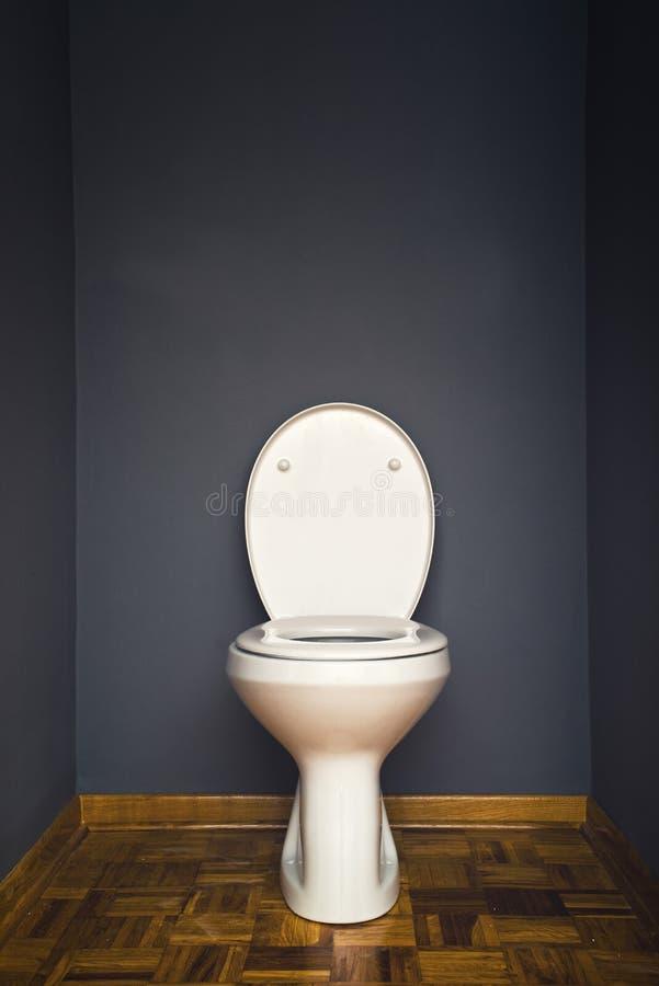 Κύπελλο τουαλετών στοκ φωτογραφία