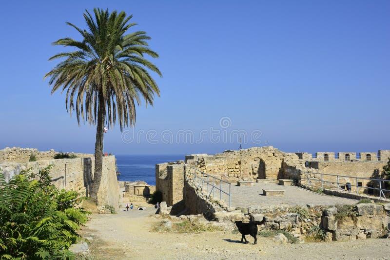 Κύπρος, Κερύνεια στοκ φωτογραφίες με δικαίωμα ελεύθερης χρήσης