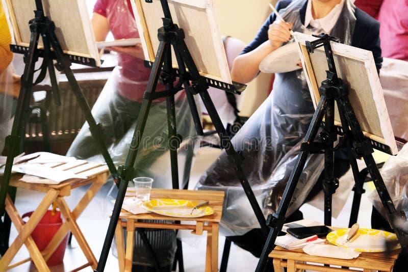 Κύρια κατηγορία στη ζωγραφική στοκ φωτογραφίες με δικαίωμα ελεύθερης χρήσης