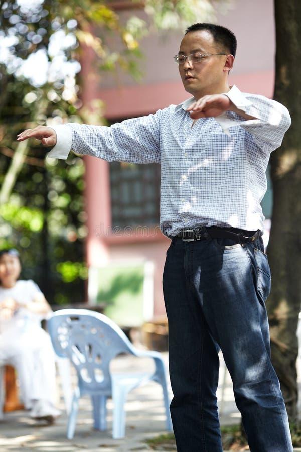 Κύριος Taiji στοκ φωτογραφία με δικαίωμα ελεύθερης χρήσης
