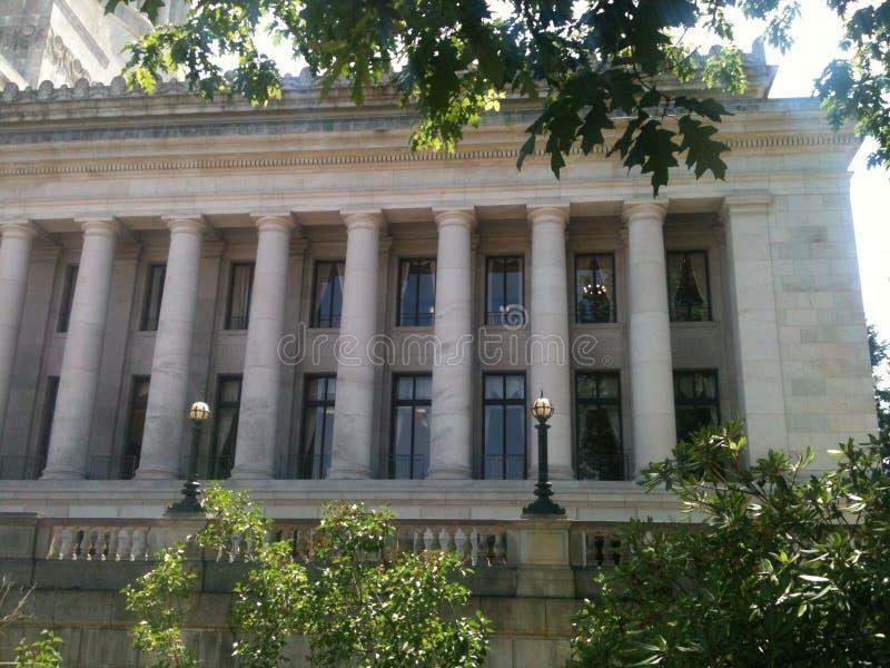 Κύριο κτήριο στοκ εικόνα με δικαίωμα ελεύθερης χρήσης