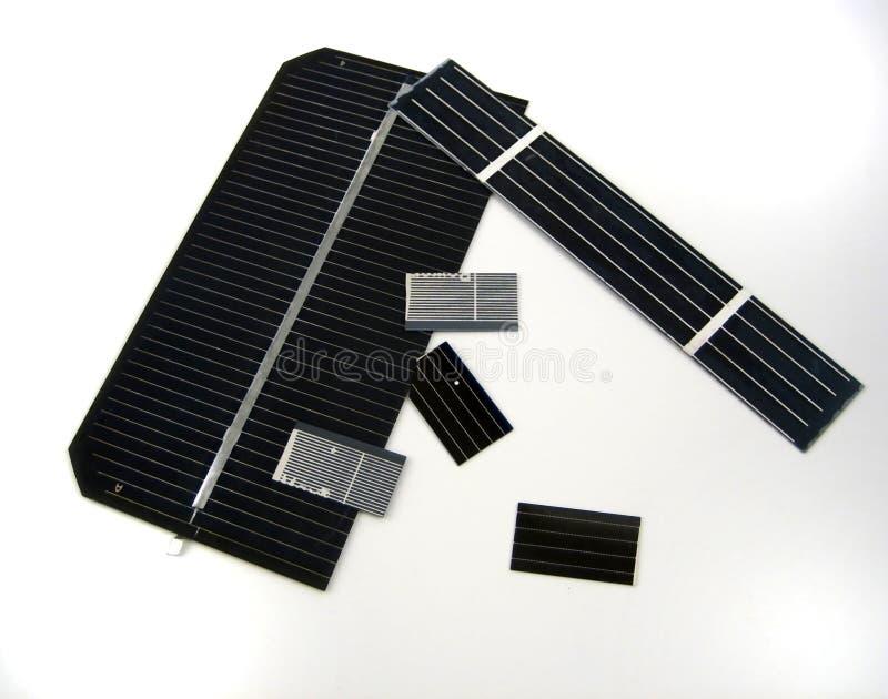 κύτταρα ηλιακά στοκ εικόνα με δικαίωμα ελεύθερης χρήσης