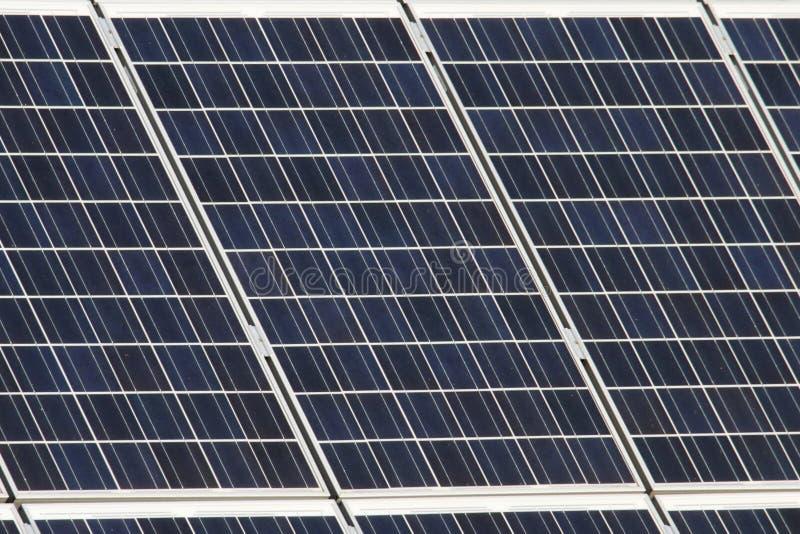 κύτταρα ηλιακά στοκ εικόνα