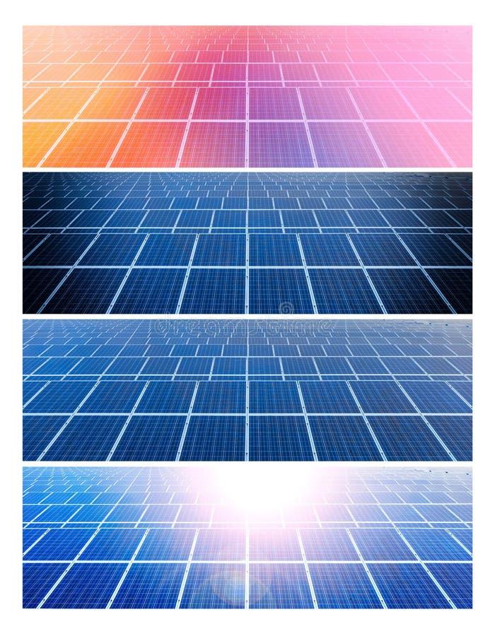 κύτταρο ηλιακό διανυσματική απεικόνιση