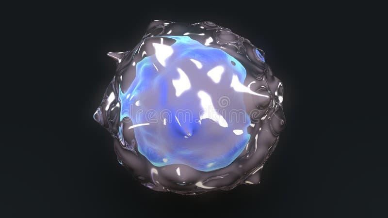 Κύτταρο WBC διανυσματική απεικόνιση