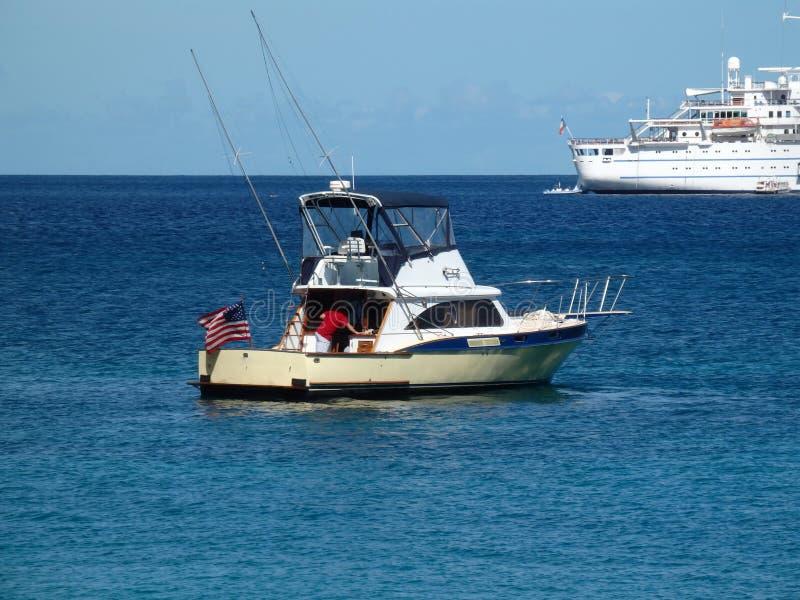 Κλήσεις MED λεσχών στο Bequia στα προσήνεμα νησιά στοκ εικόνες