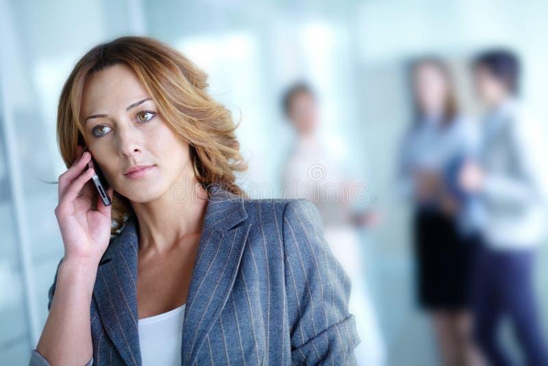 Κλήση γυναικών στοκ φωτογραφίες με δικαίωμα ελεύθερης χρήσης