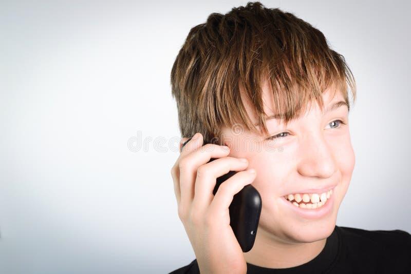Κλήση στοκ φωτογραφία