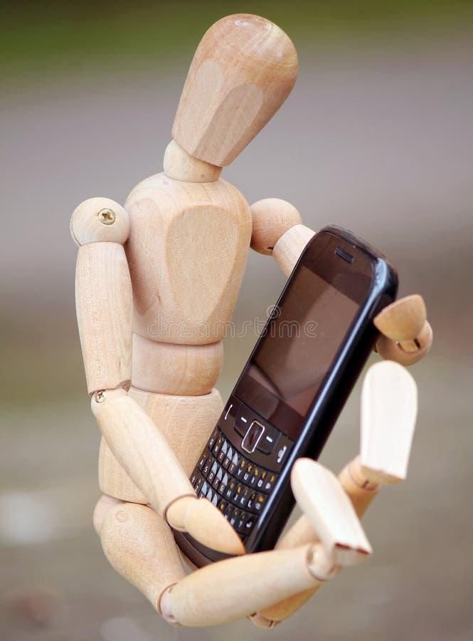 Κλήση στοκ εικόνα με δικαίωμα ελεύθερης χρήσης