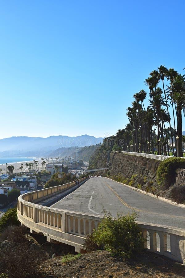 Κλίση Καλιφόρνιας στοκ φωτογραφία