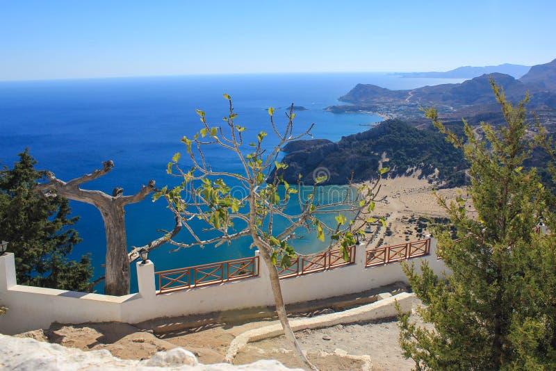 κλίση που αλιεύει το μεσογειακό καθαρό τόνο θάλασσας στοκ φωτογραφίες