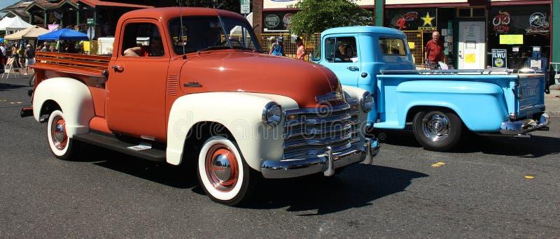 κλασικά truck στοκ εικόνες με δικαίωμα ελεύθερης χρήσης