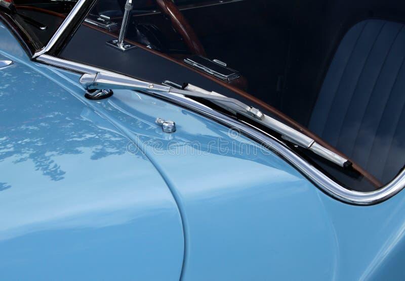 Κλασική και εκλεκτής ποιότητας λεπτομέρεια αυτοκινήτων στοκ φωτογραφία με δικαίωμα ελεύθερης χρήσης