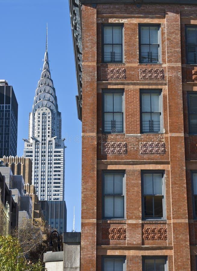 Κλασική Νέα Υόρκη στοκ εικόνα με δικαίωμα ελεύθερης χρήσης