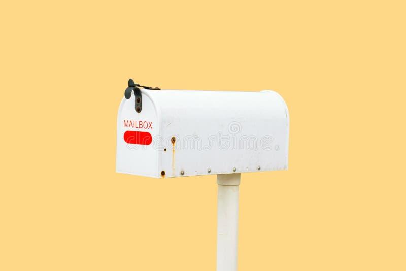 κλασική ταχυδρομική θυ&rho στοκ φωτογραφία με δικαίωμα ελεύθερης χρήσης