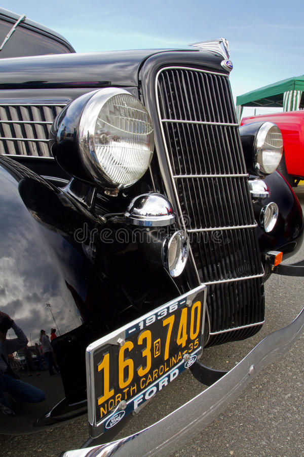 Κλασικό αυτοκίνητο της Ford του 1935 στοκ φωτογραφίες