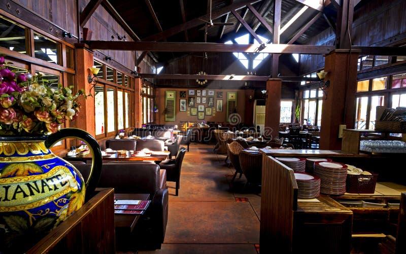 κλασικό εστιατόριο στοκ φωτογραφία με δικαίωμα ελεύθερης χρήσης