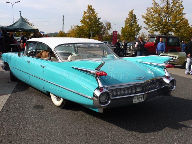 Κλασικό Eldorado Cadillac αυτοκινήτων πολυτέλειας στοκ φωτογραφίες με δικαίωμα ελεύθερης χρήσης