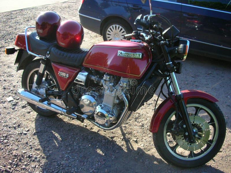 Κλασικό Kawasaki στοκ φωτογραφία με δικαίωμα ελεύθερης χρήσης