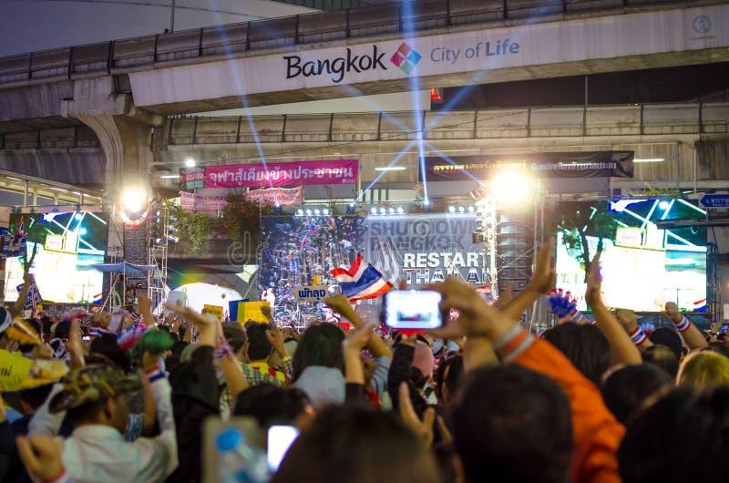 Κλείσιμο Μπανγκόκ. Ταϊλάνδη. στοκ εικόνες με δικαίωμα ελεύθερης χρήσης