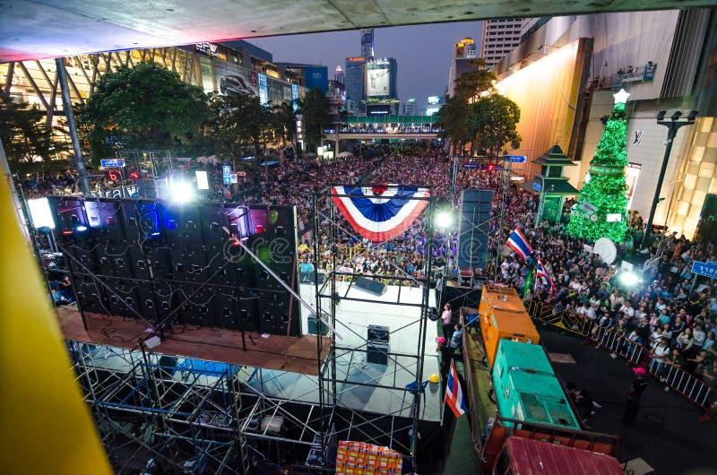 Κλείσιμο Μπανγκόκ. Ταϊλάνδη. στοκ φωτογραφία με δικαίωμα ελεύθερης χρήσης