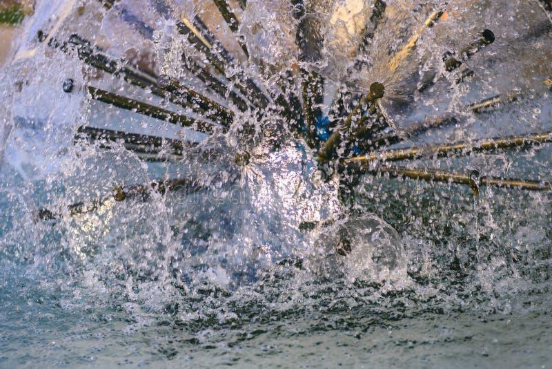 Κλείστε επάνω μιας πηγής νερού, εκλεκτική εστίαση στοκ φωτογραφία με δικαίωμα ελεύθερης χρήσης
