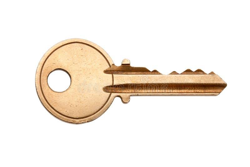 Κλειδί σπιτιών στοκ εικόνες με δικαίωμα ελεύθερης χρήσης