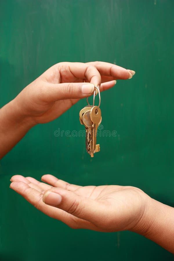Κλειδί στοκ εικόνα