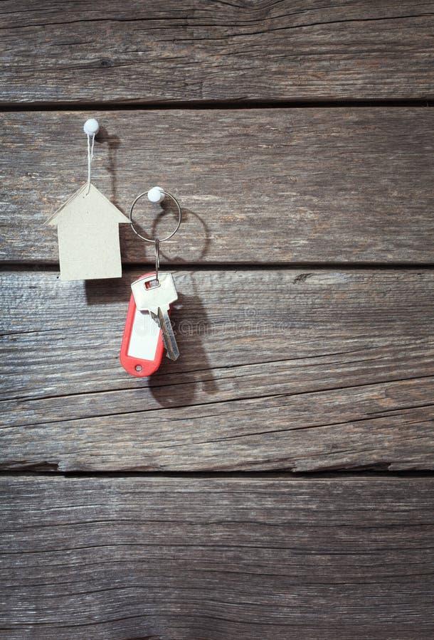 Κλειδιά με μια ετικέττα στοκ φωτογραφία με δικαίωμα ελεύθερης χρήσης