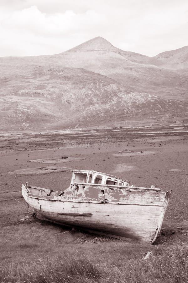 Λάβετε  Νησί Mull  Σκωτία στοκ φωτογραφία με δικαίωμα ελεύθερης χρήσης