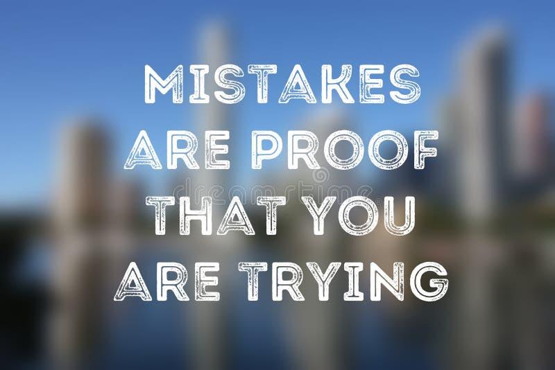 λάθη στοκ εικόνες