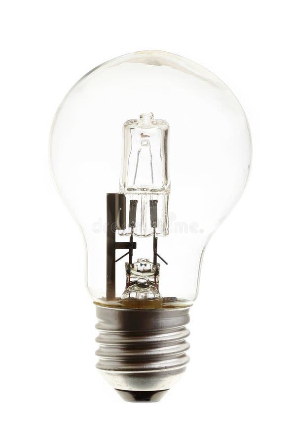 Λάμπα φωτός αλόγονου στοκ φωτογραφία με δικαίωμα ελεύθερης χρήσης