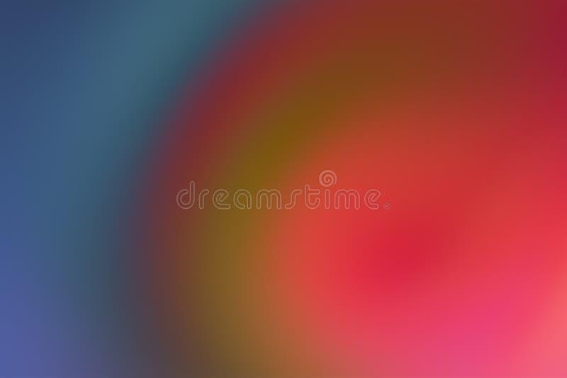 Λάμψεις βάσεων χρώματος του ανοιχτού ανοιχτού πορφυρού κοκκίνου που λάμπει το φωτεινό σημείο που αντιπαραβάλλει σκιάζοντας το μπλ στοκ φωτογραφία