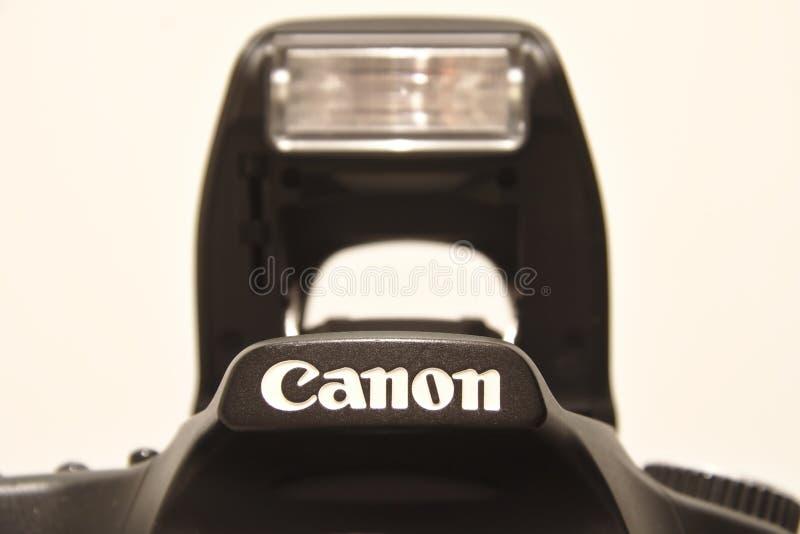 Λάμψη καμερών της Canon στοκ εικόνες