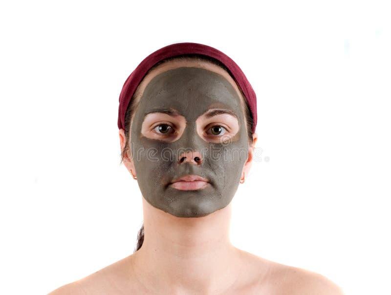 λάσπη μασκών στοκ εικόνα με δικαίωμα ελεύθερης χρήσης