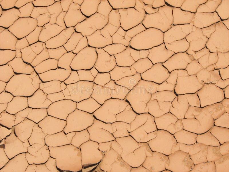 λάσπη ρωγμών στοκ εικόνα