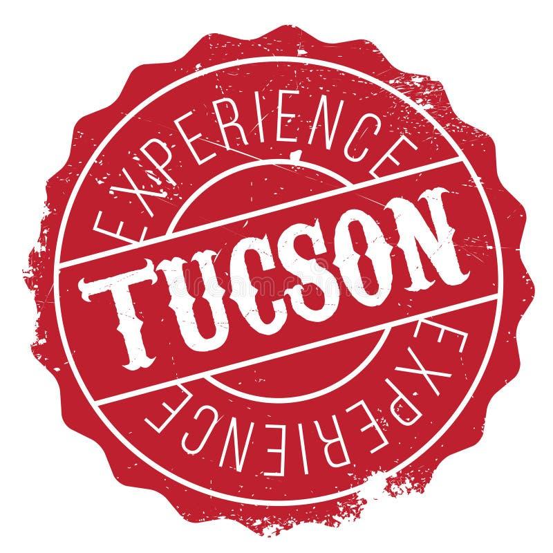 Λάστιχο γραμματοσήμων του Tucson grunge απεικόνιση αποθεμάτων