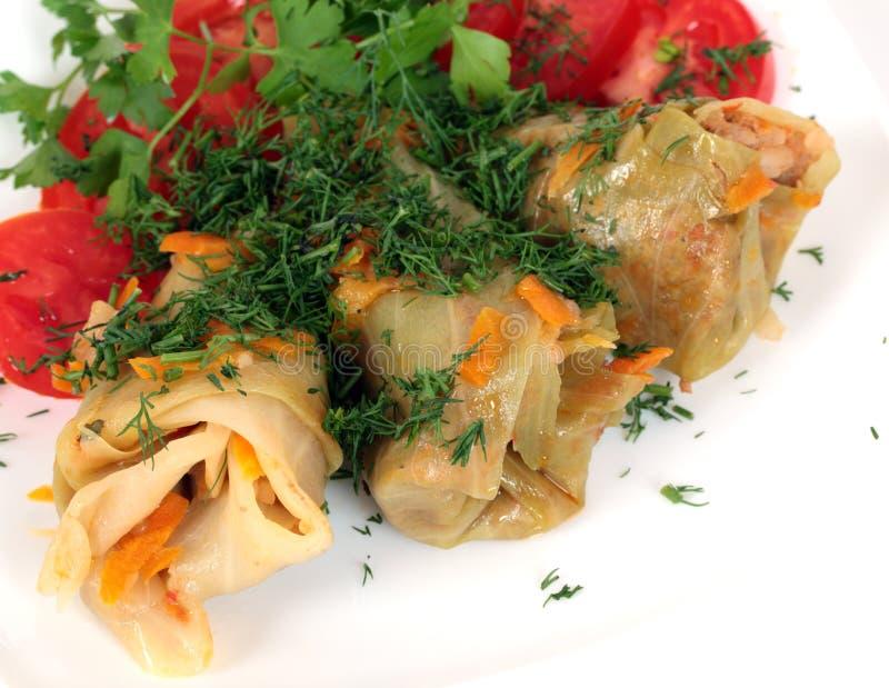 λάχανο που γεμίζεται στοκ φωτογραφία με δικαίωμα ελεύθερης χρήσης
