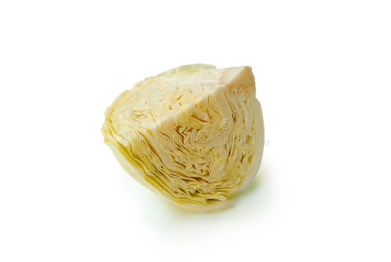 Λάχανο που τεμαχίζεται Με το ψαλίδισμα του μονοπατιού στοκ φωτογραφία με δικαίωμα ελεύθερης χρήσης