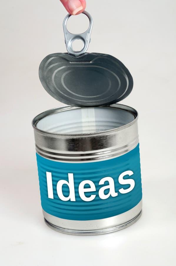 Λέξη ιδεών στοκ φωτογραφία με δικαίωμα ελεύθερης χρήσης