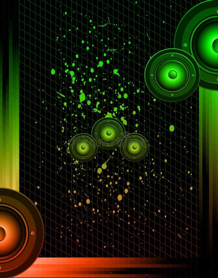 Λέσχη Disco flayer διανυσματική απεικόνιση
