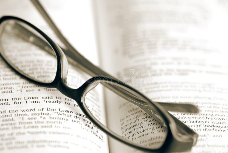 Λήψη ενός σπασίματος ανάγνωσης στοκ εικόνες
