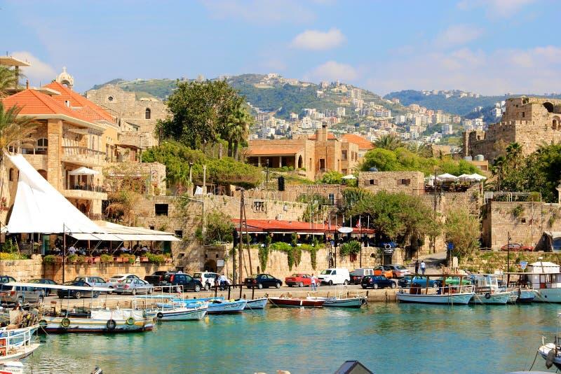 Λίβανος, Βηρυττός στοκ εικόνες με δικαίωμα ελεύθερης χρήσης