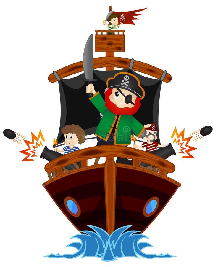 Λίγα ληστεύουν τη ναυσιπλοΐα με το σκάφος τους απεικόνιση αποθεμάτων